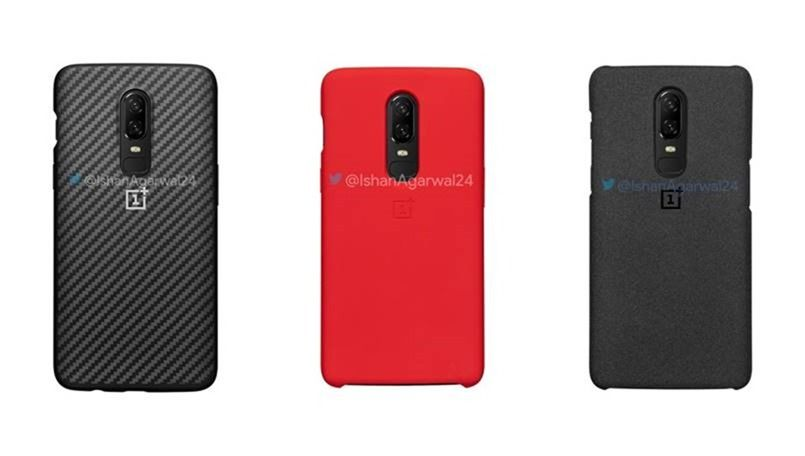 OnePlus 6 Case leak