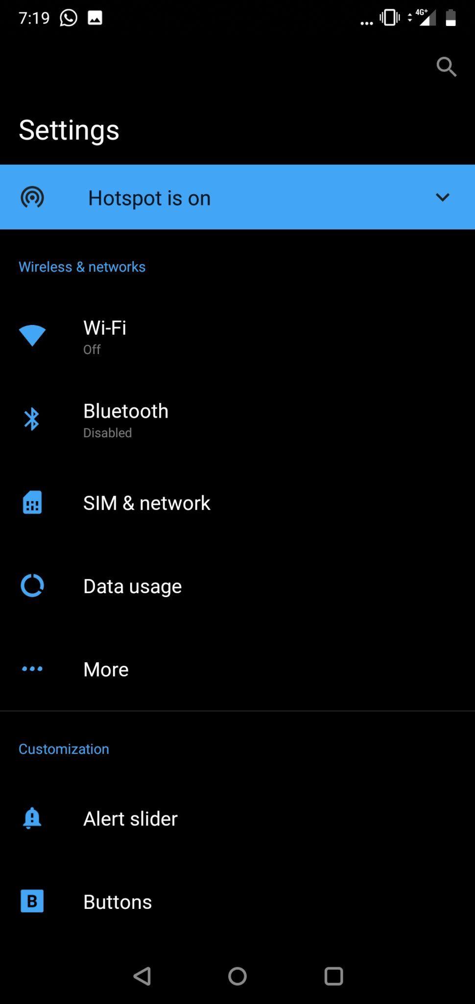 OnePlus 6 UI 2