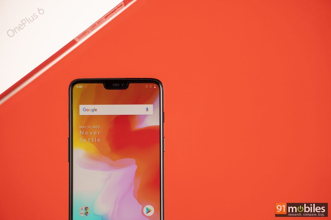 OnePlus 6 unboxing and first impressions 15