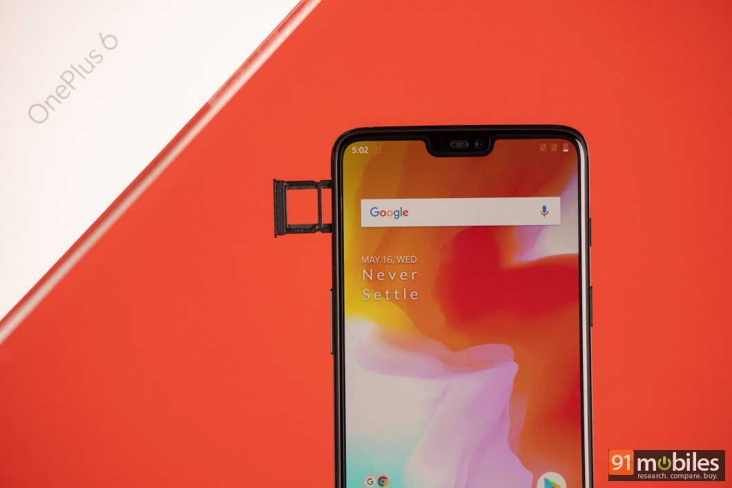 OnePlus 6 unboxing and first impressions 16