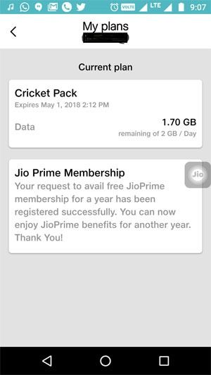 Reliance Jio Reportedly Adds New Add On Cricket Pack With