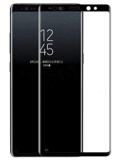 Samsung Galaxy Note9 tempered glass leak