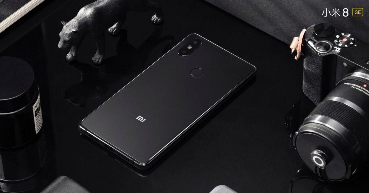 Xiaomi Mi 8 SE - Featured