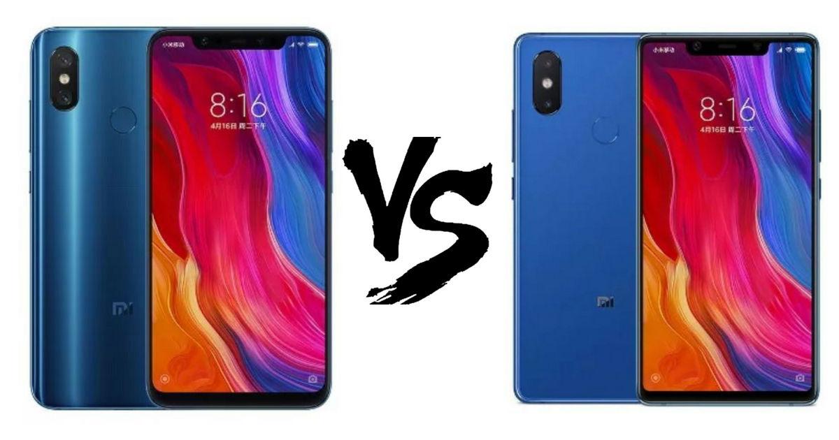 Xiaomi Mi 8 vs Mi 8 SE - Featured