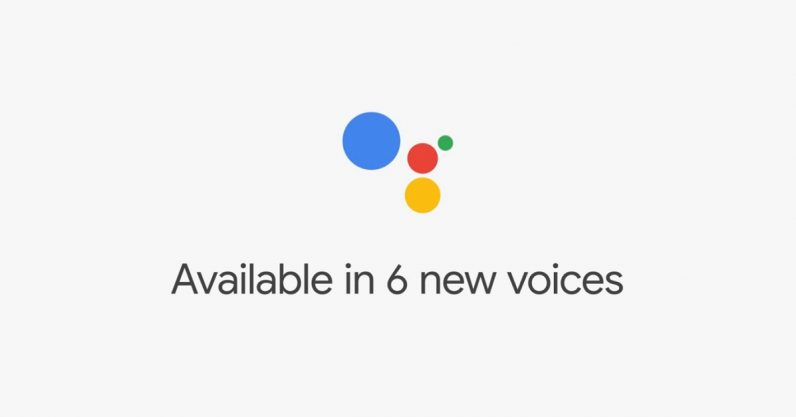 google-assistant-new-voices