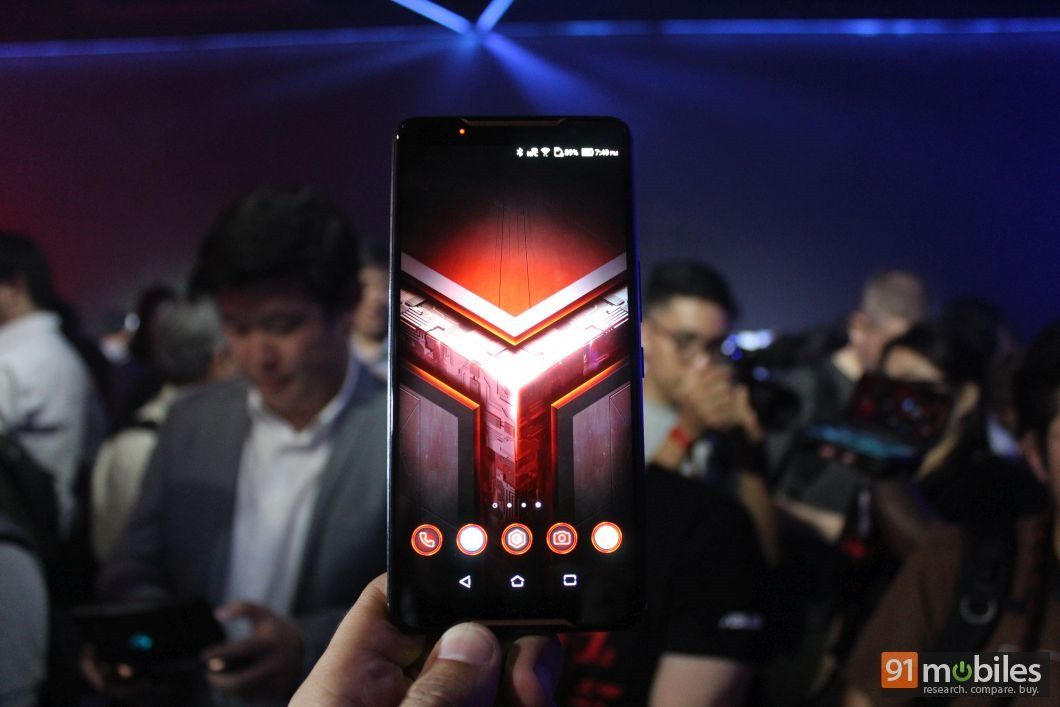 ASUS ROG Phone first impressions - 91mobiles 001