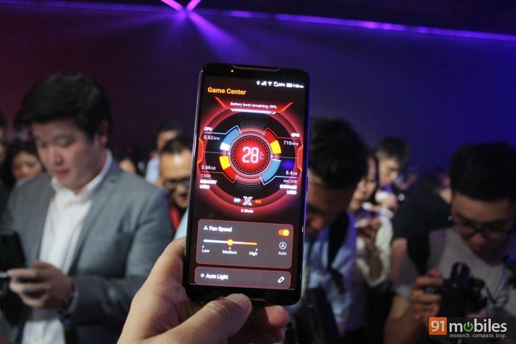 ASUS ROG Phone first impressions - 91mobiles 014