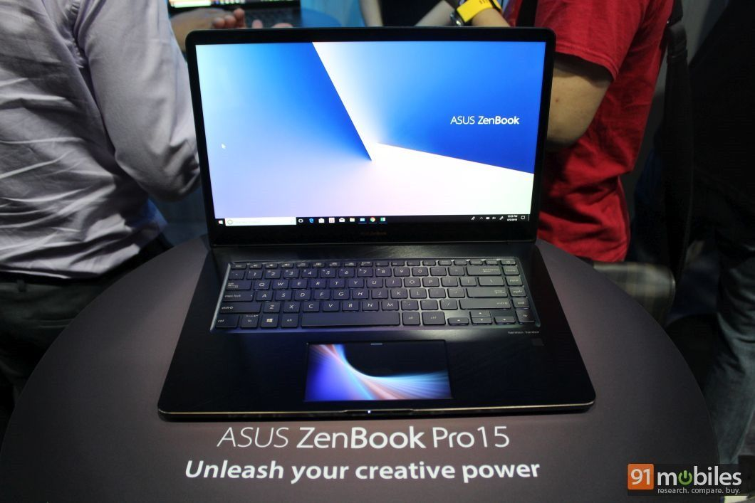 ASUS ZenBook Pro 15 first impressions - 91mobiles  (2)
