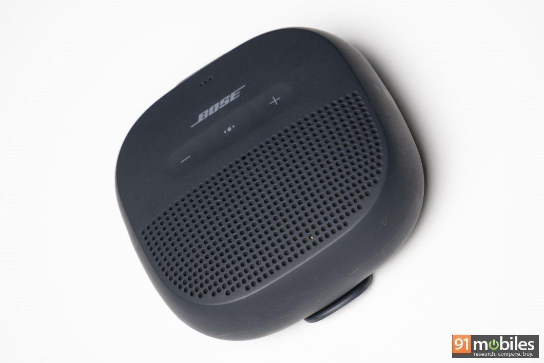 Bose SoundLink Micro review - 91mobiles 001