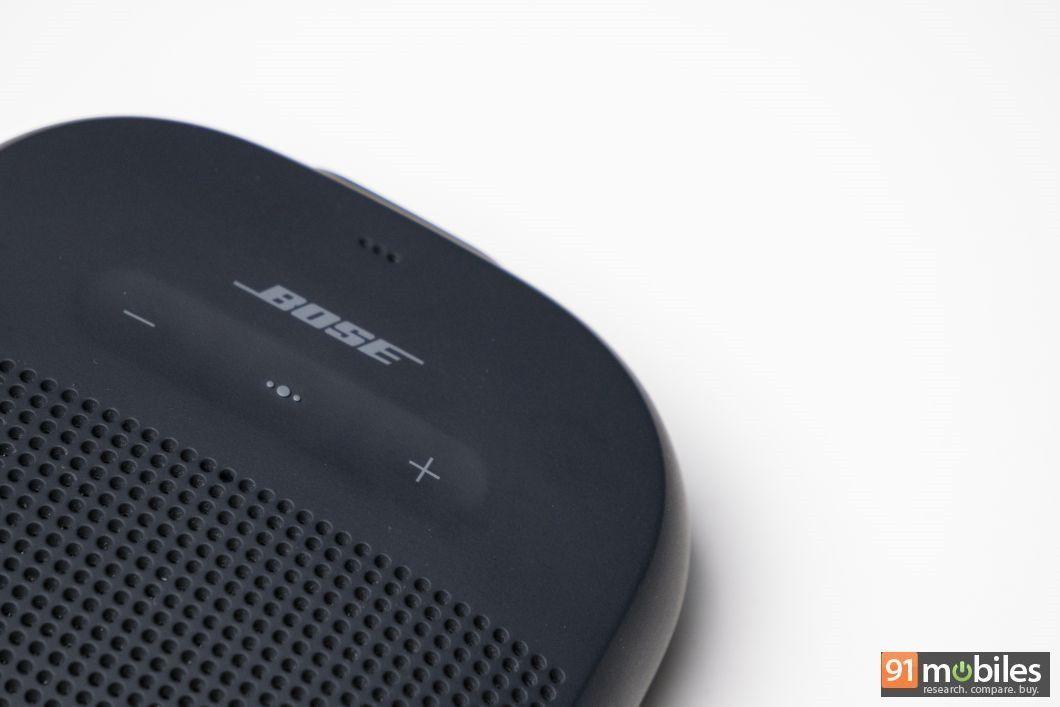 Bose SoundLink Micro review - 91mobiles 002