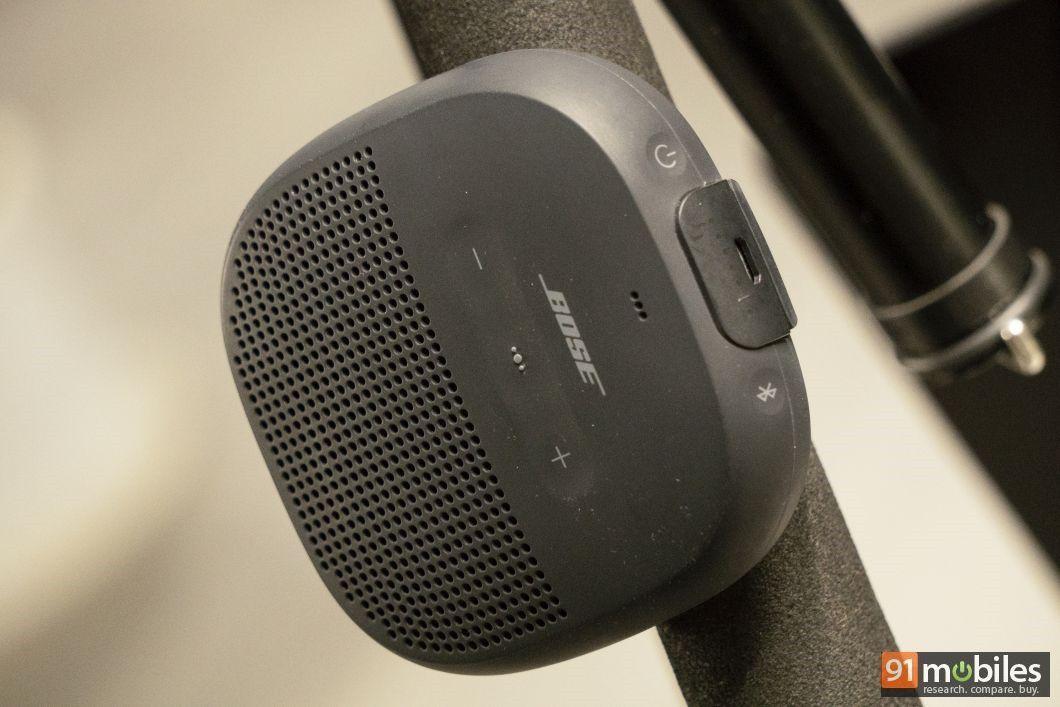 Bose SoundLink Micro review - 91mobiles 008