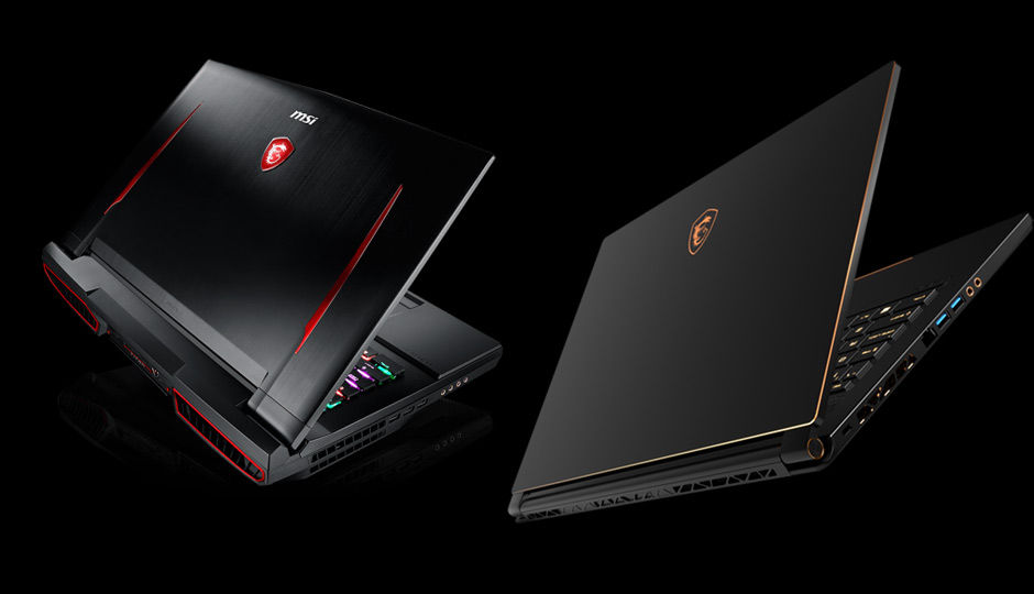 Computex: 2018]: Meet MSI's latest gaming centric laptops