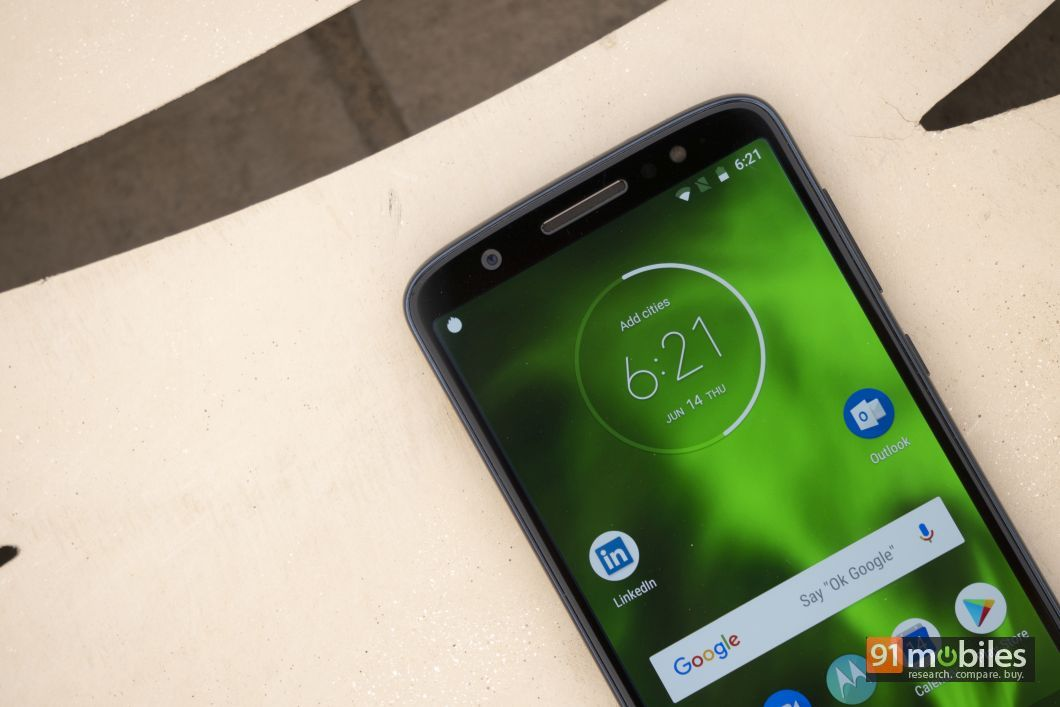Moto G6 review11