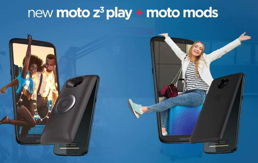 Moto Z3 Play Mods