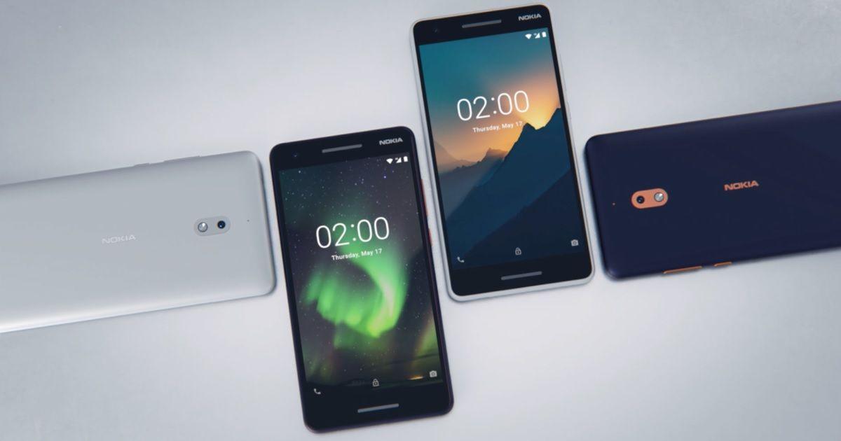 Nokia 2.1 FB