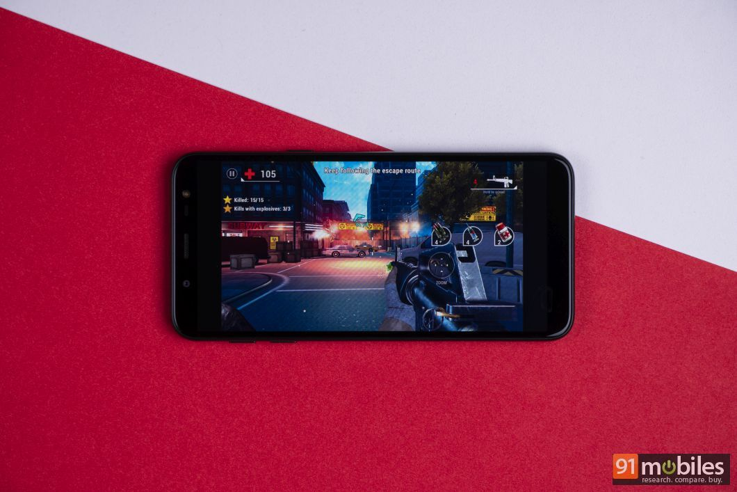 Samsung Galaxy J6 review- 91mobiles 14