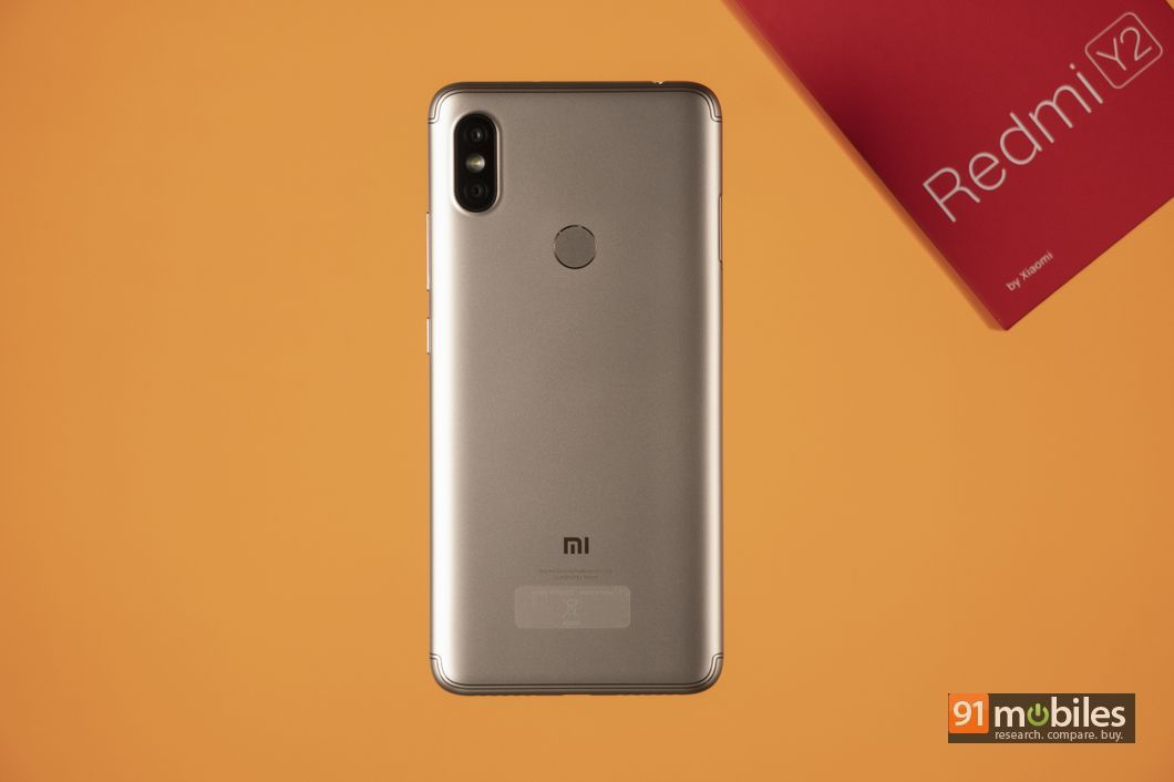 Xiaomi Redmi Y2 review16