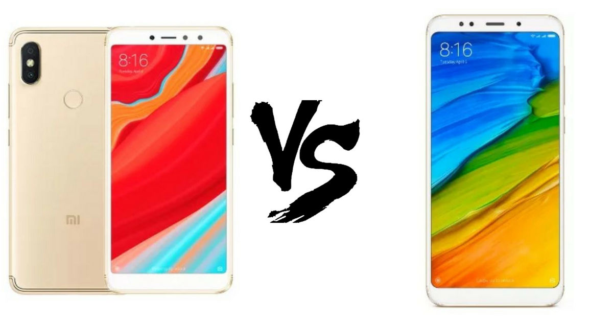 Xiaomi Redmi Y2 vs Redmi Note 5: a sibling rivalry