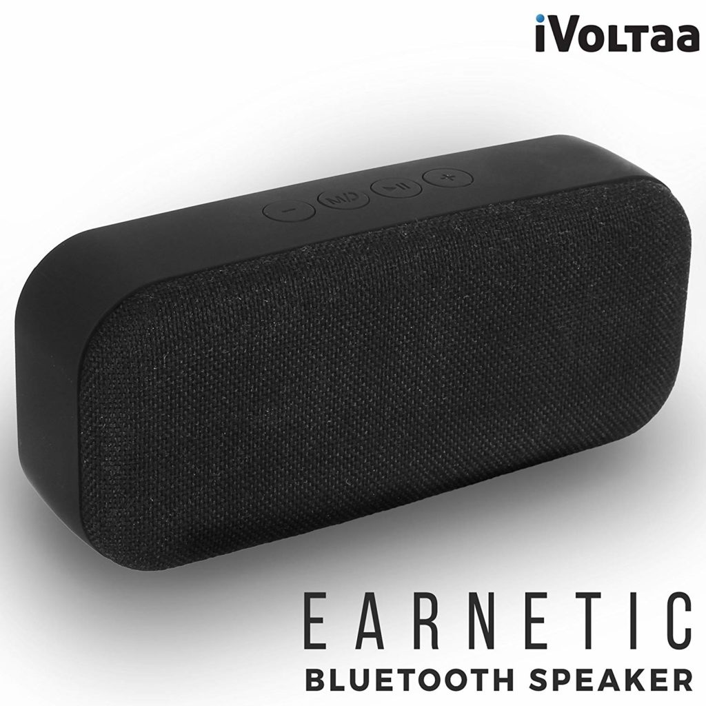 iVoltaa Earnetic Portable Wireless Bluetooth Speaker