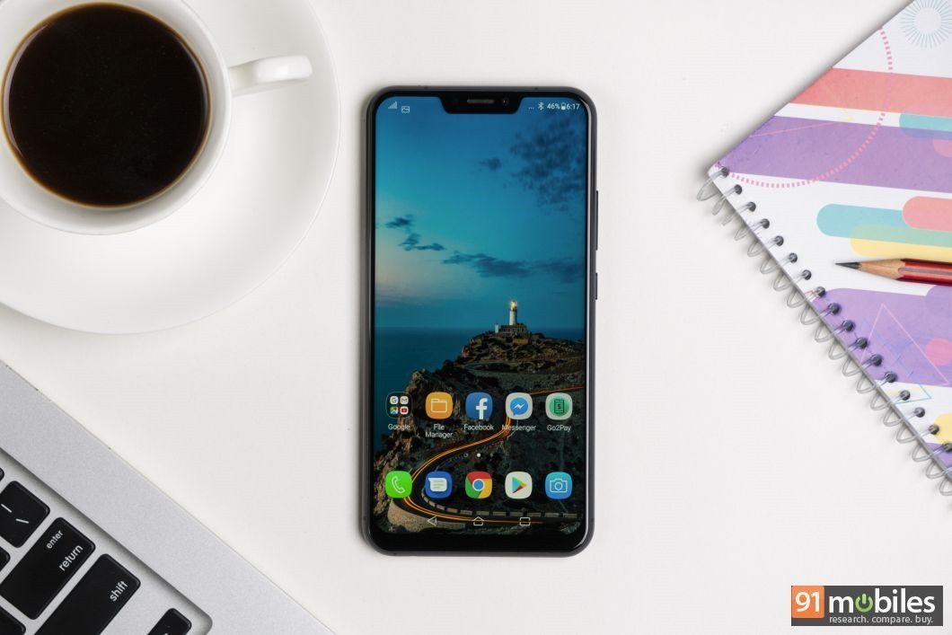 ASUS ZenFone 5Z review - 91mobiles 09
