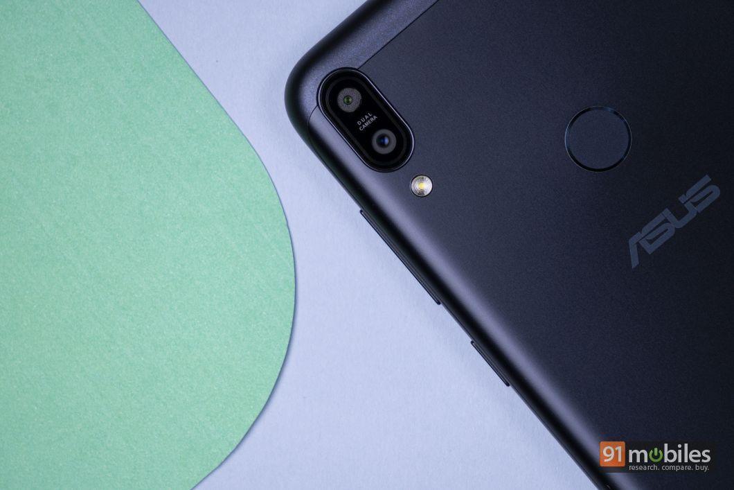 Xiaomi Redmi Note 5 Pro vs ASUS ZenFone Max Pro M1: camera