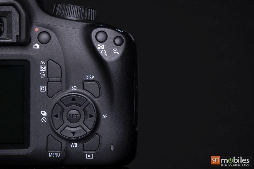 Canon EOS 3000D review - 91mobiles 10