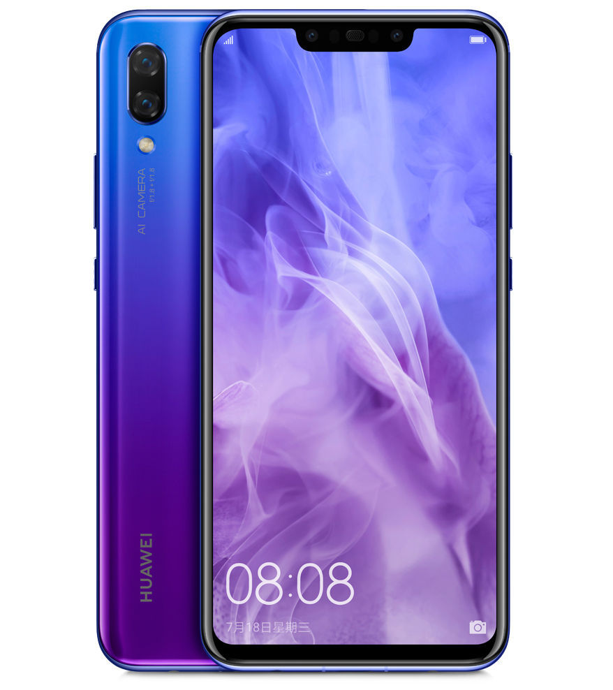 Huawei Nova 3, Nova 3i with GPU turbo technology coming to