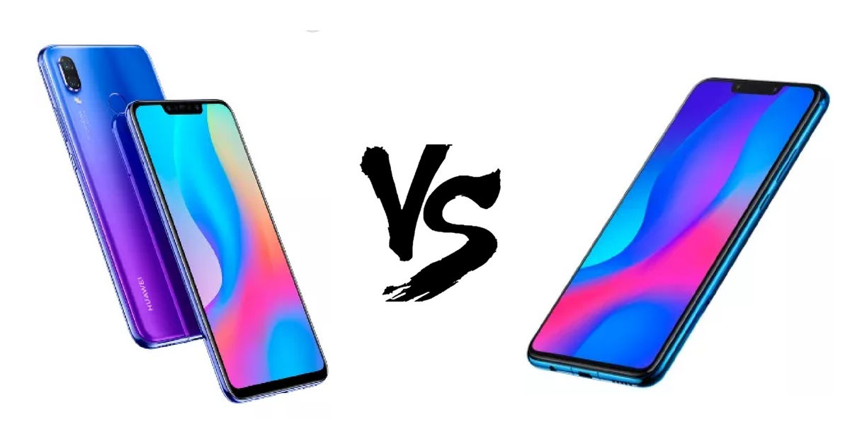 Huawei Nova 3 vs Nova 3i: what's different | 91mobiles com