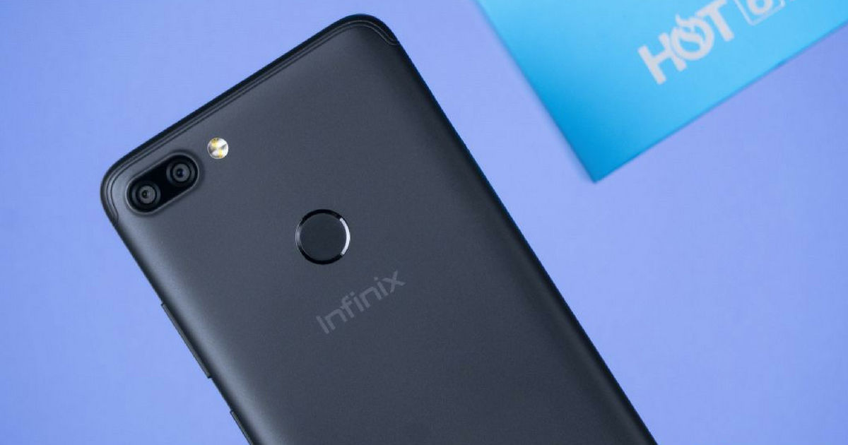 Infinix Hot 6 Pro unboxing and first impressions: packs in