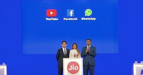 Reliance JioPhone gets official YouTube app, WhatsApp and Facebook