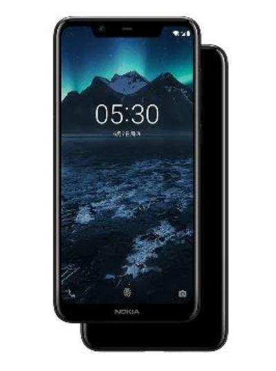 Nokia X5 1