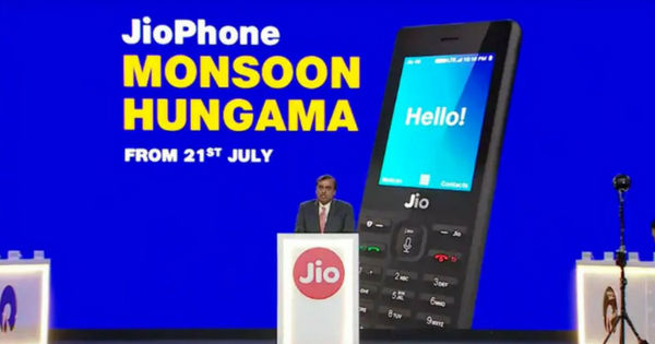 Reliance Jio's new Rs 99 plan offers 500MB of data per day