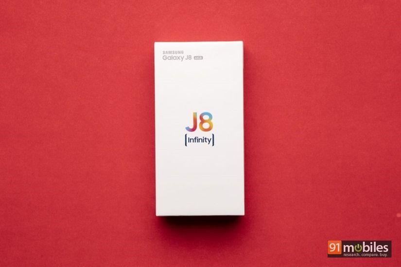 Samsung Galaxy J8 UFI 01