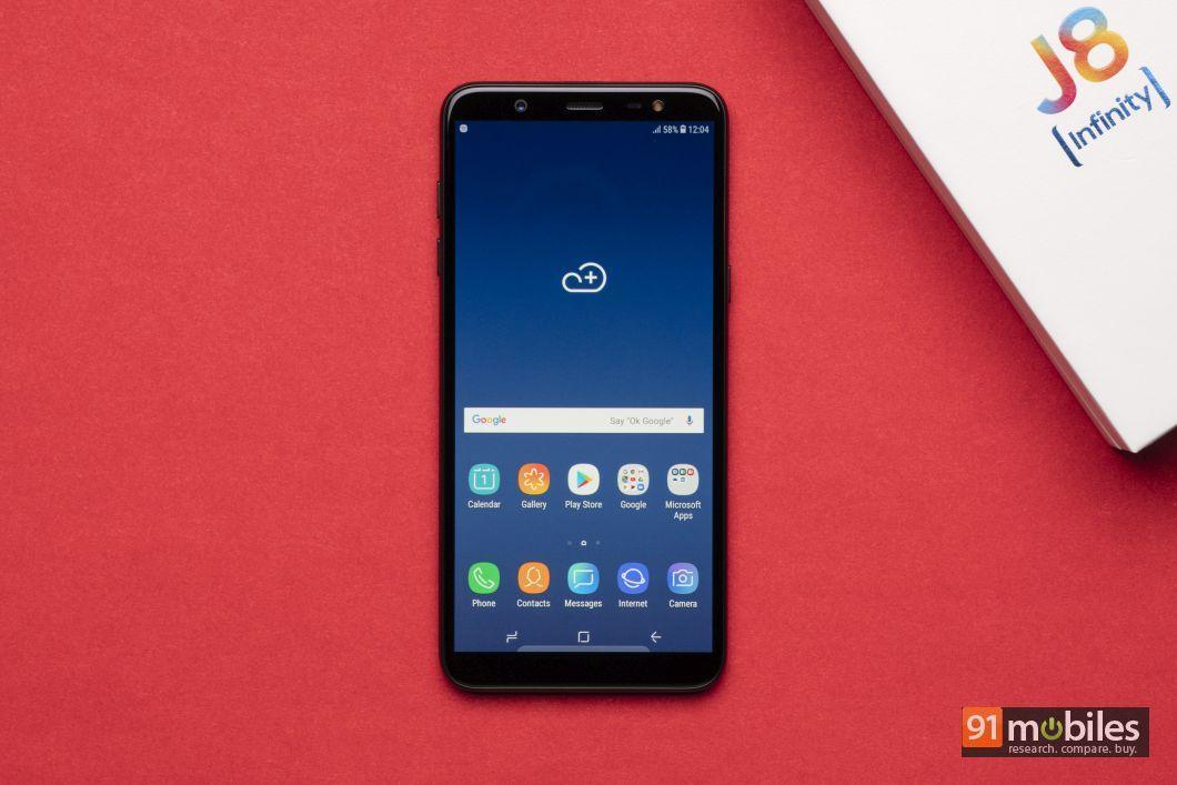 Samsung Galaxy J8 UFI 09