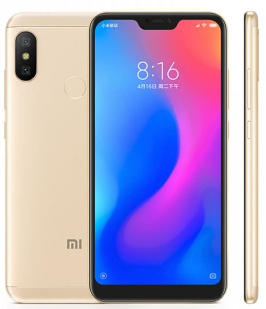 newest 49db9 0e3f0 Xiaomi Mi A2 Lite Android One phone goes on sale on AliExpress ahead ...