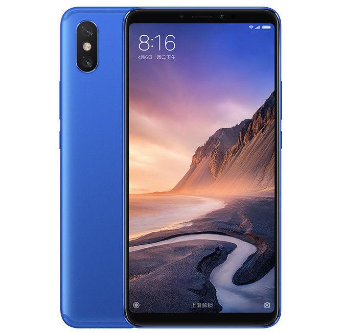 Xiaomi Mi Max 3 official blue