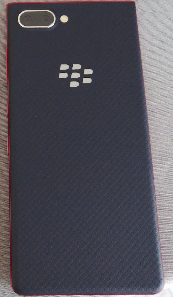 beda74eb7a9 BlackBerry KEY2 Lite leaked in images, expected to launch at IFA 2018 in  Berlin (10.56/16)