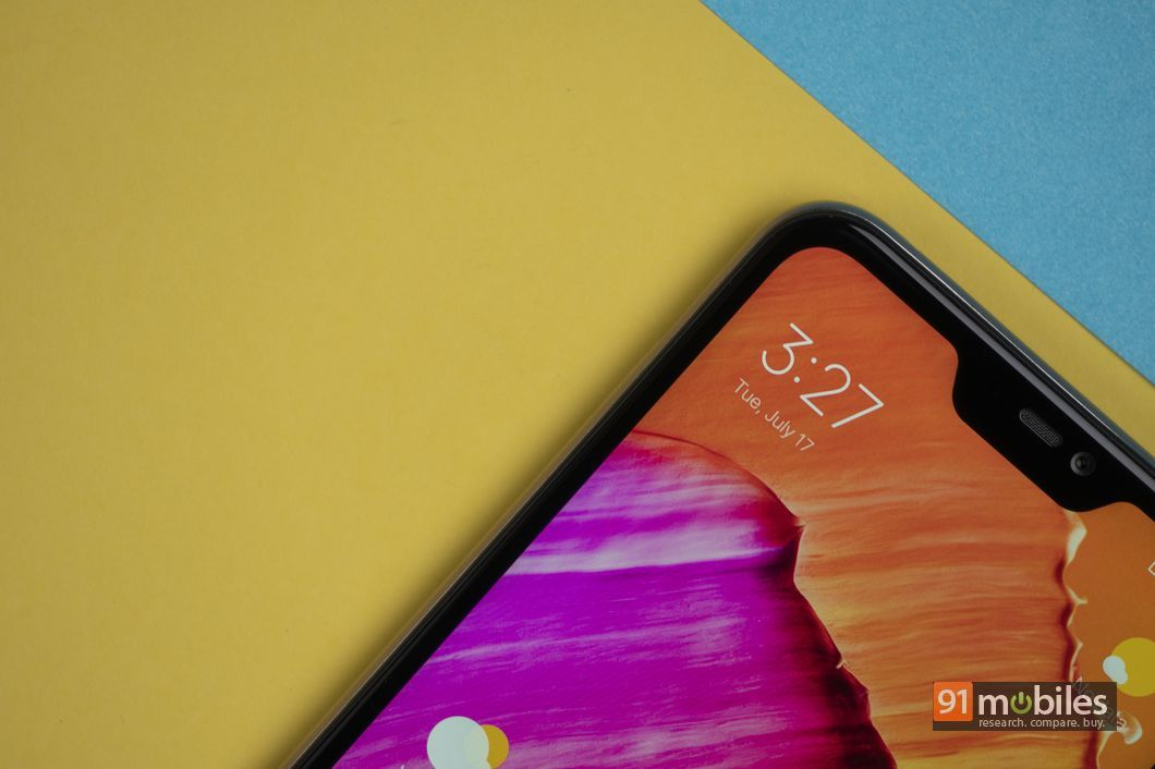 Xiaomi Redmi 6 Pro Review A Horse For All Courses