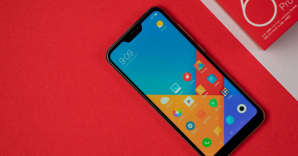 Xiaomi Redmi 6A, Redmi 6 and Redmi 6 Pro launched in India