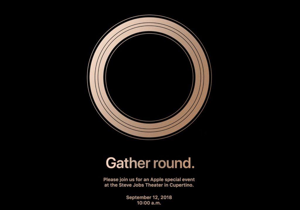 Apple Gather Round event 2018