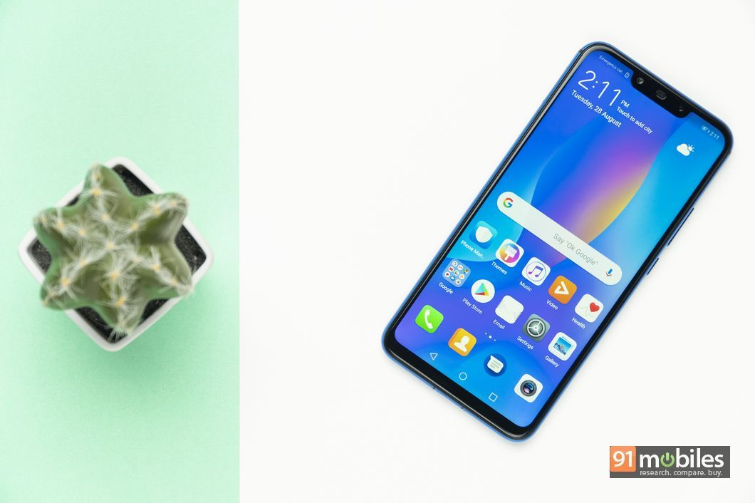 Huawei Nova 3i review: a stylish contender that gets hit hard by the