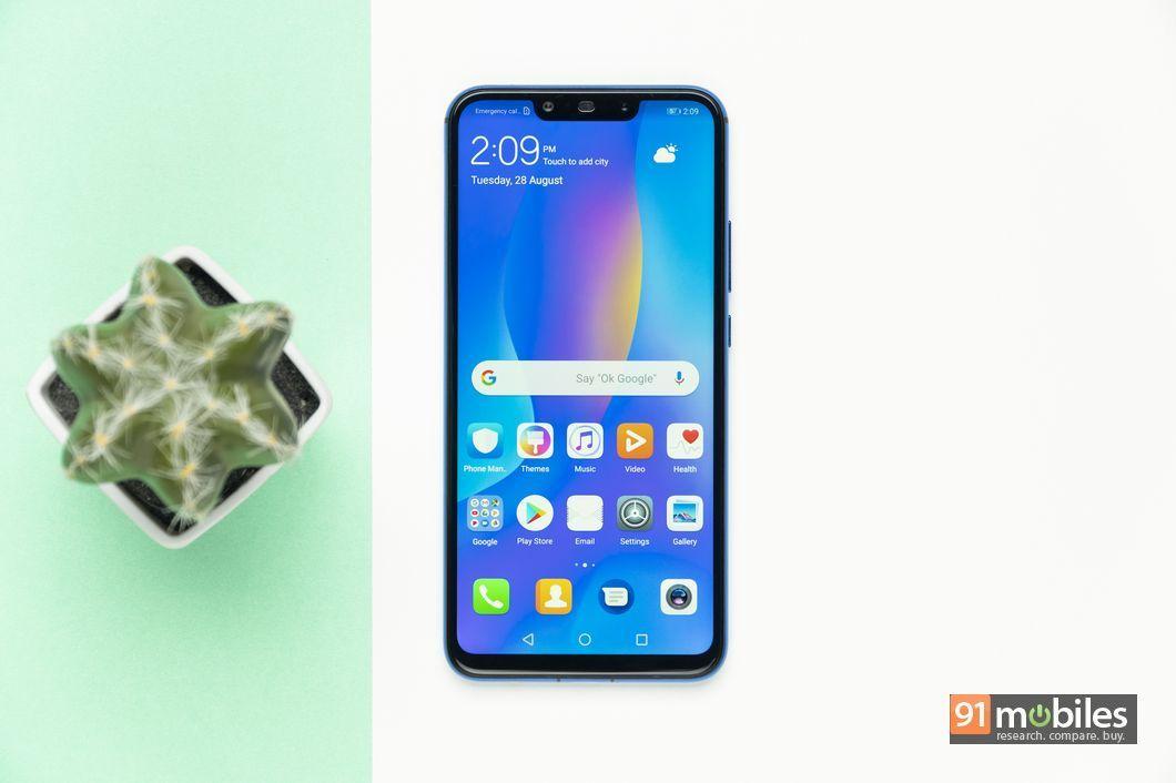Huawei Nova 3i review10