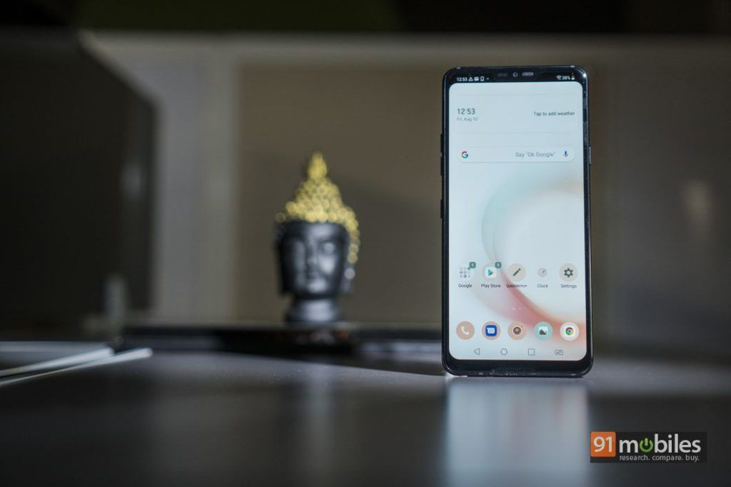 LG G7+ ThinQ review21