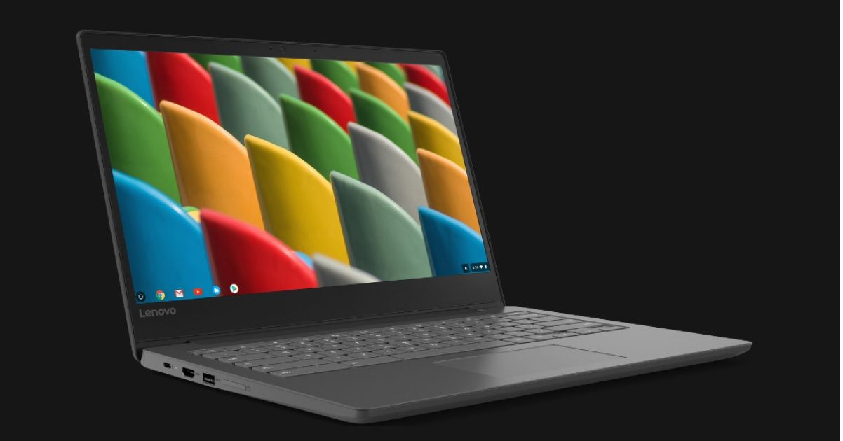 IFA 2018]: Lenovo Yoga Chromebook C630, Chromebook C330 and