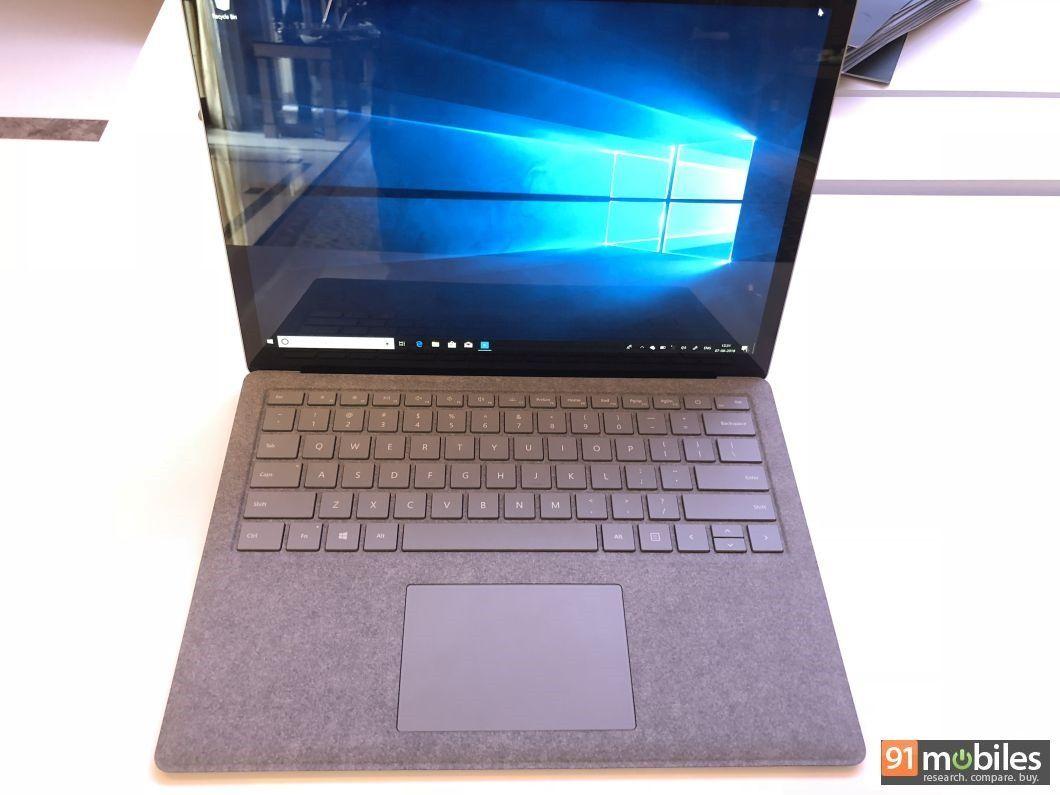 Microsoft Surface Laptop 03