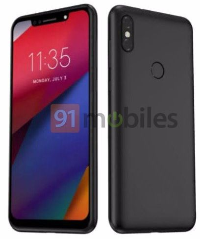 Motorola One Power leak 91mobiles