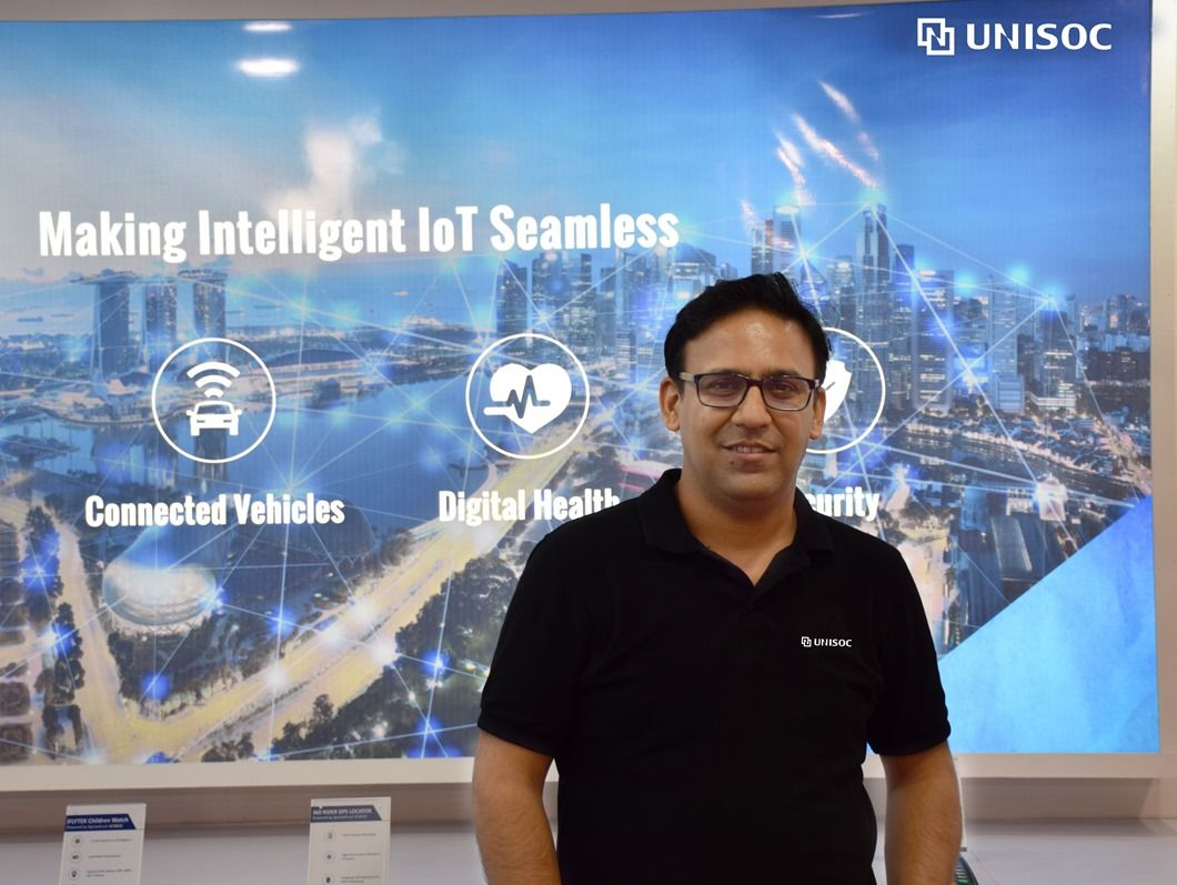 UNISOC to launch 5G smartphone in partnership with Intel in