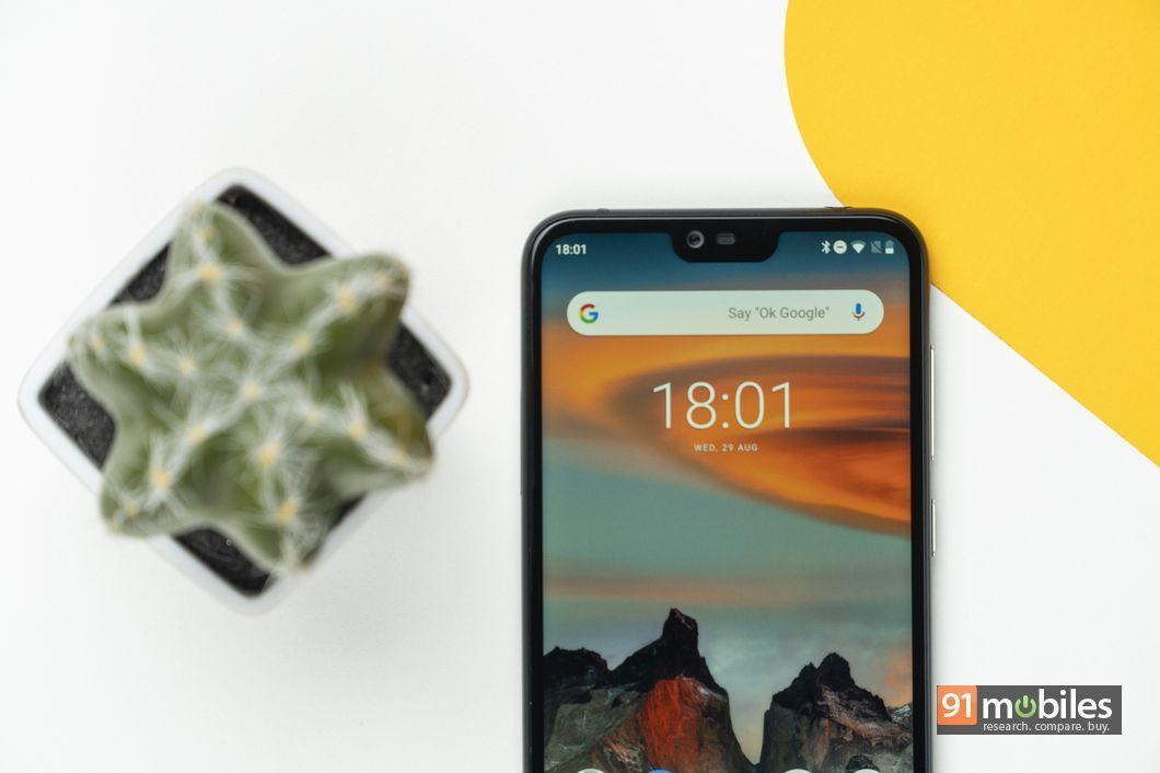 Nokia 6.1 Plus review11