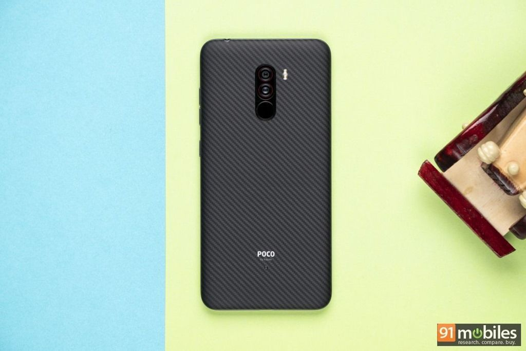 POCO F1 is the most affordable Snapdragon 845-powered