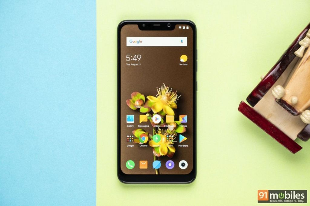 POCO F1 starts receiving the MIUI 10 Stable 10 0 6 0 Update